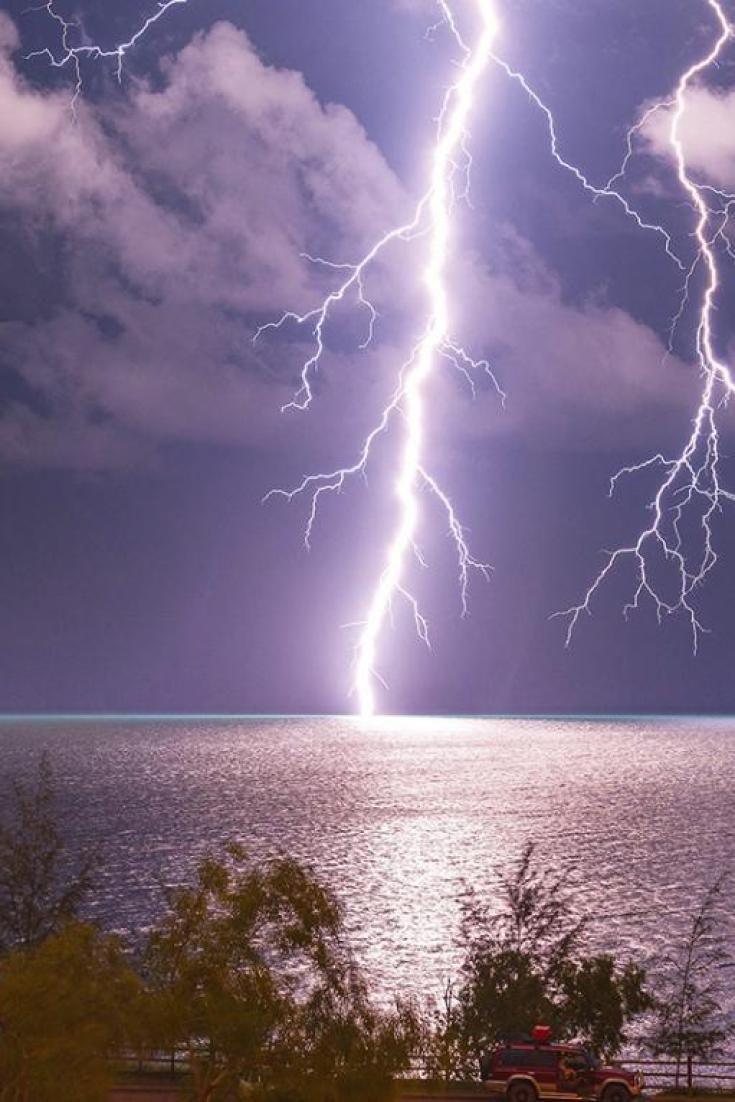 Bureau of Meteorology Calendar Shows Australias Natural Beauty
