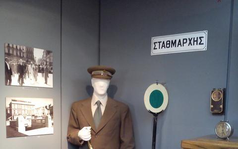 Αποτέλεσμα εικόνας για Μουσείο ΗΣΑΠ συρμός σταθμός