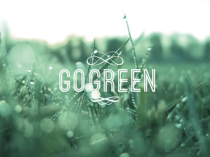 GO GREEN! #green #eco https://www.royalsundaram.in/
