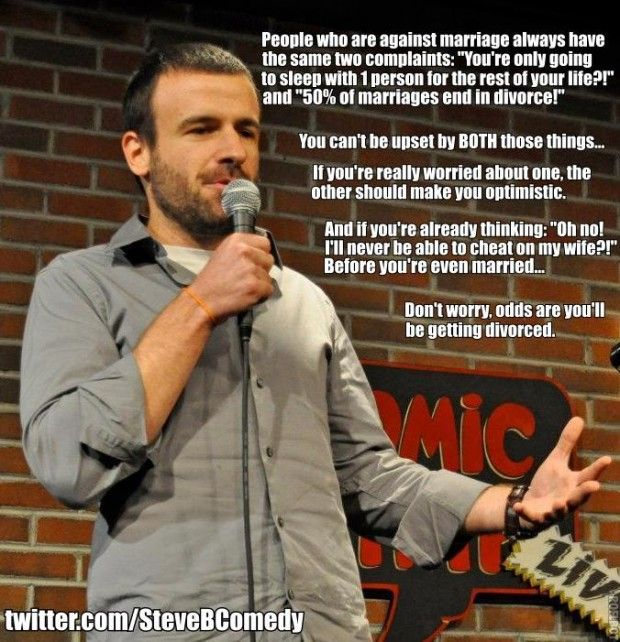 20 More Hilarious Stand Up Comedy Quotes   Everything Mixed