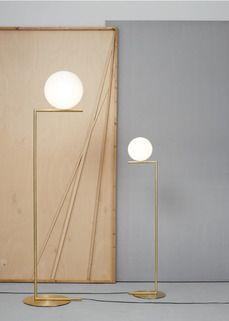 FLOS IC Lights F Floor Lamp   2Modern Furniture & Lighting