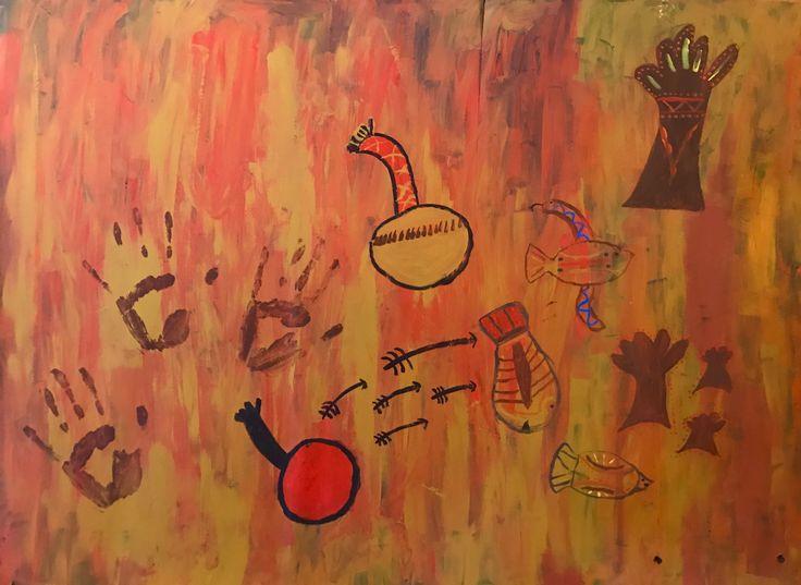 Kakadu Artwork by Frankie