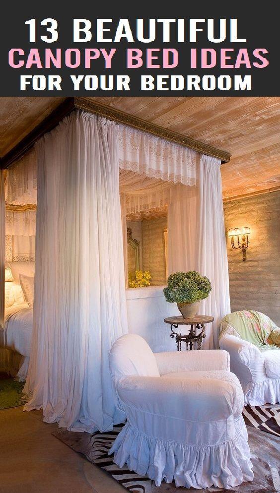 #canopybed #bedroom #homedecor