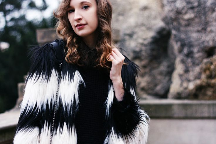 Faux Fur Coat♥