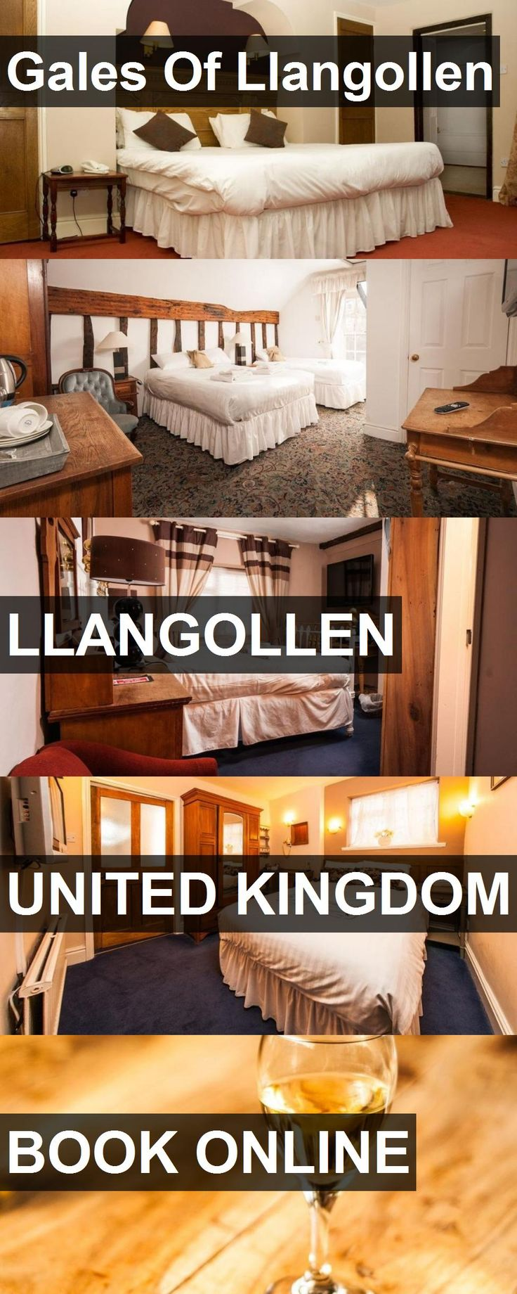 Hotel Gales Of Llangollen in Llangollen, United Kingdom. For more information, photos, reviews and best prices please follow the link. #UnitedKingdom #Llangollen #travel #vacation #hotel