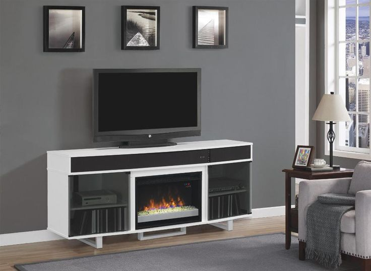 Fireplace Delightful Tv Stand At Menards From Perfect TV Console