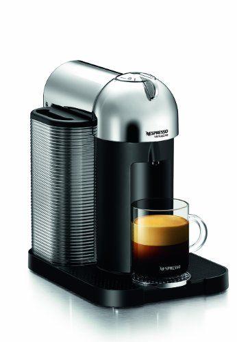 Special Offers - Nespresso GCA1-US-CH-NE VertuoLine Coffee and Espresso Maker Chrome - In stock & Free Shipping. You can save more money! Check It (June 25 2016 at 05:19PM) >> http://coffeemachineusa.net/nespresso-gca1-us-ch-ne-vertuoline-coffee-and-espresso-maker-chrome/