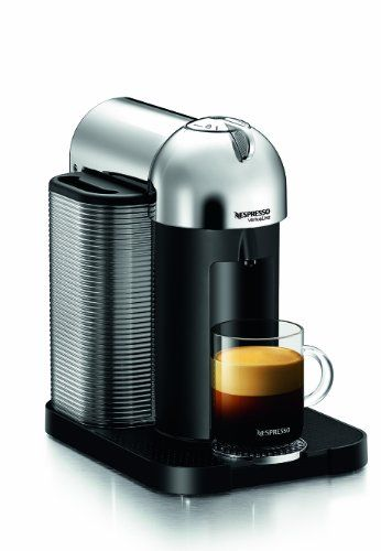 Special Offers - Nespresso GCA1-US-CH-NE VertuoLine Coffee and Espresso Maker Chrome - In stock & Free Shipping. You can save more money! Check It (June 25 2016 at 05:19PM) >> http://coffeemachineusa.net/nespresso-gca1-us-ch-ne-vertuoline-coffee-and-espresso-maker-chrome/