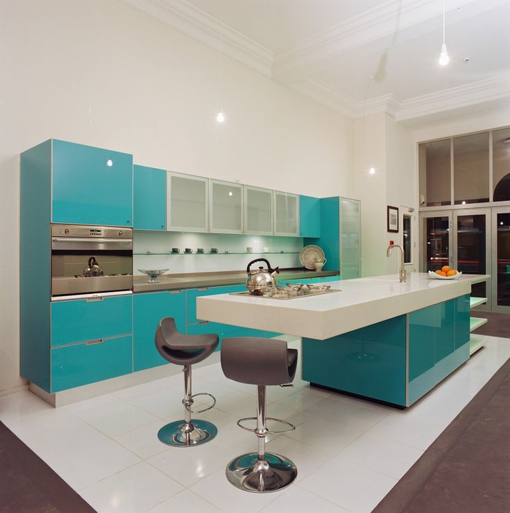 Teal Kitchen Cabinets On Pinterest: 1000+ Ideas About Teal Kitchen Cabinets On Pinterest