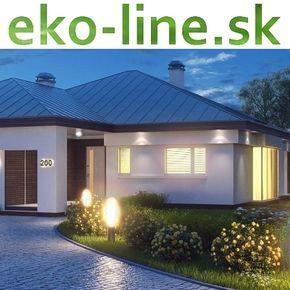 Montované domy EKOLINE   nízkoenergetické stavby, chaty a bungalovy na kľúč - http://www.eko-line.sk/