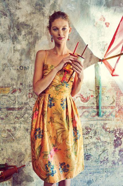 Botanica Dress - anthropologie.com