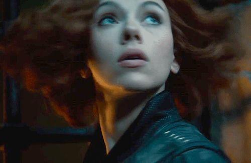 Natasha Romanoff || Avengers: Age of Ultron || 500px × 325px || #animated