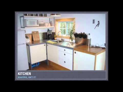 Small/Tiny House on Wheels for Family. This is a really nice overview of a big tiny house (19x25) - it has some wonderful ideas - especially the kitchen!