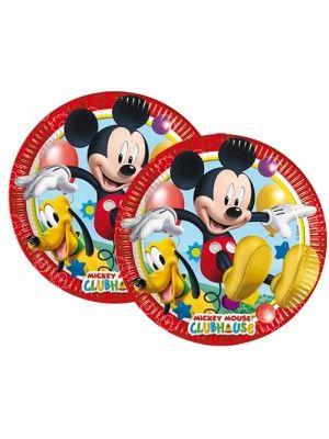 Mickey  Mouse Tabak (8 adet)