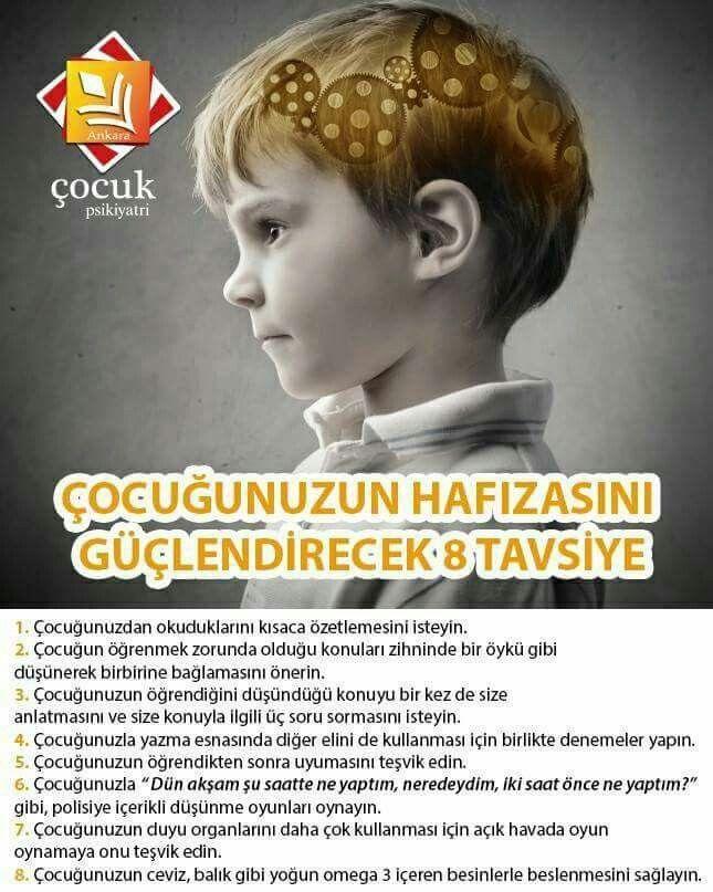Çocuğunuzun hafızasını güçlend