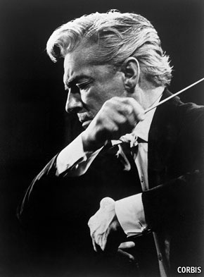The science of conducting: Von Karajan was right | The Economist