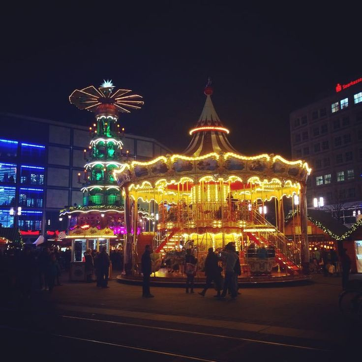 weihnachtsmarkt berlin Alexanderplatz - 1