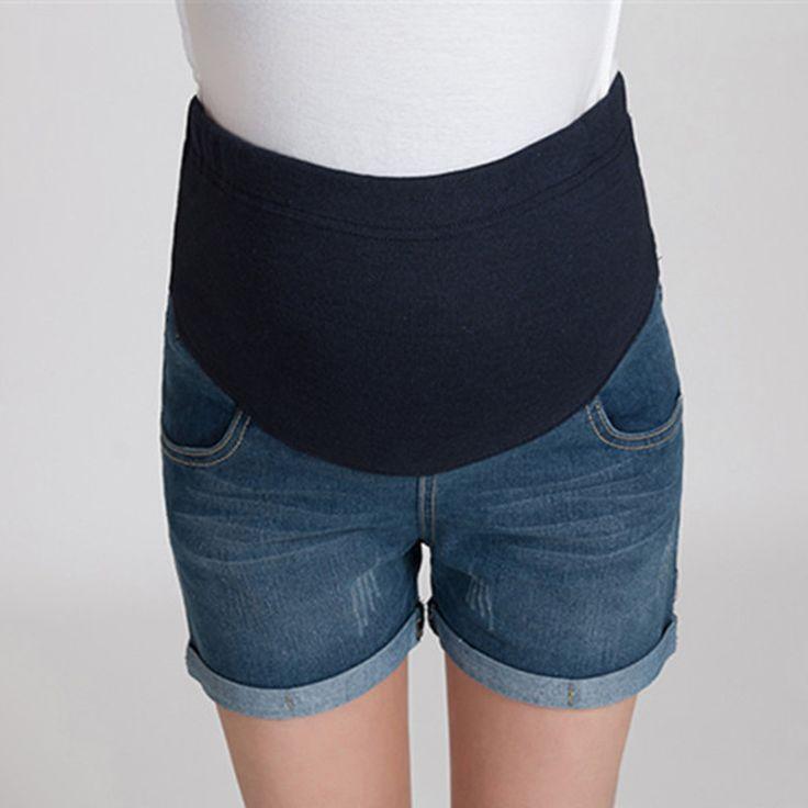 Pantalones-cortos-de-mezclilla-para-el-embarazo-rebordear-Bermuda-Feminina-caliente-nueva-maternidad-Jeans-Shorts-Summer.jpg (800×800)