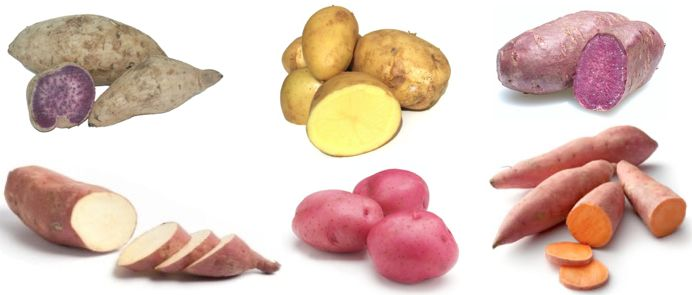 Come scegliere le patate - tutto green
