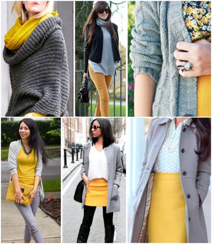 Senfgelb kombinieren – Tipps und Ideen für ein gelungenes Herbst-Outfit