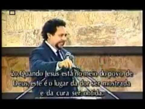 Pregação Jesus no Templo - Caio Fabio - Os melhores sermões da internet