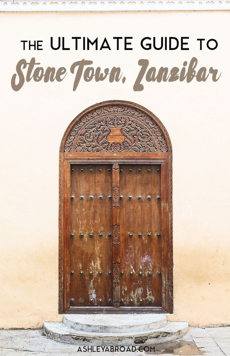 What to do, see, and eat while in Stone Town, the hub of Zanzibar.