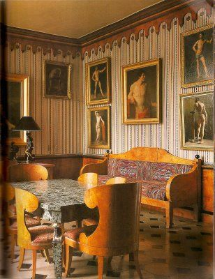 19th century russian furniture   The House of Beauty and Culture