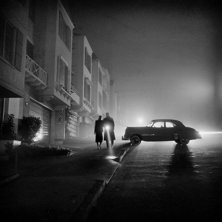 1940s noir black white