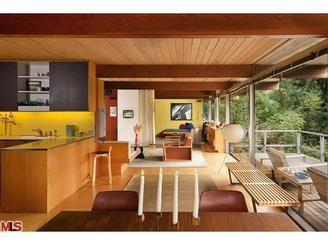 Richard Neutra's Hailey Residence Hits the Market in the Hills - City of Angles - Curbed LA
