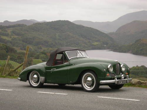 126 best images about British Classic Cars of the 40's,50 ...