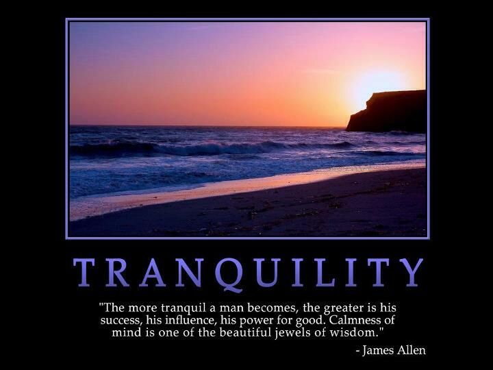 ... Peace and tranquility on Pinterest | Christ, Things to come and Peace