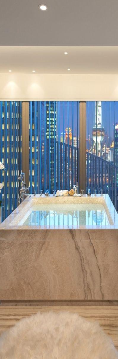 Manderin Oriental Hotel in Shanghai - ASPEN CREEK TRAVEL - karen@aspencreektravel.com