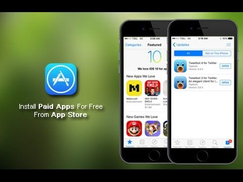 How To Install Paid Apps For Free From APP STORE For iOS 10 / 9.3.5 iPho...