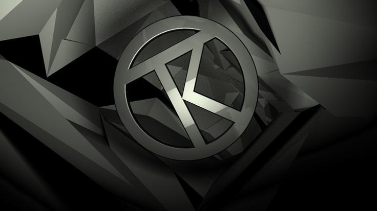 "Dark Knight ""TK"" Logo"