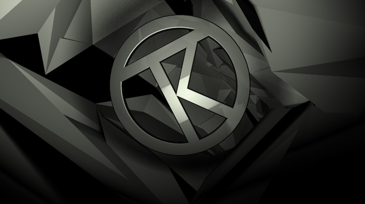 "Dark Knight ""TK"" Logo"