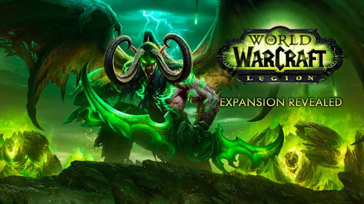 World of Warcraft: Legion – Feature Overview