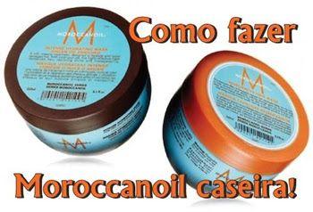 receitas naturais,loreal,kerastase,crece pelo,moroccanoil,silicon mix,