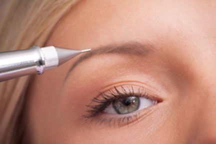 Eyebrow threading is the most precise green approach to removing unwanted facial hair.
