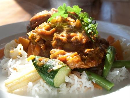 Chicken Curry (Medium Spicy)