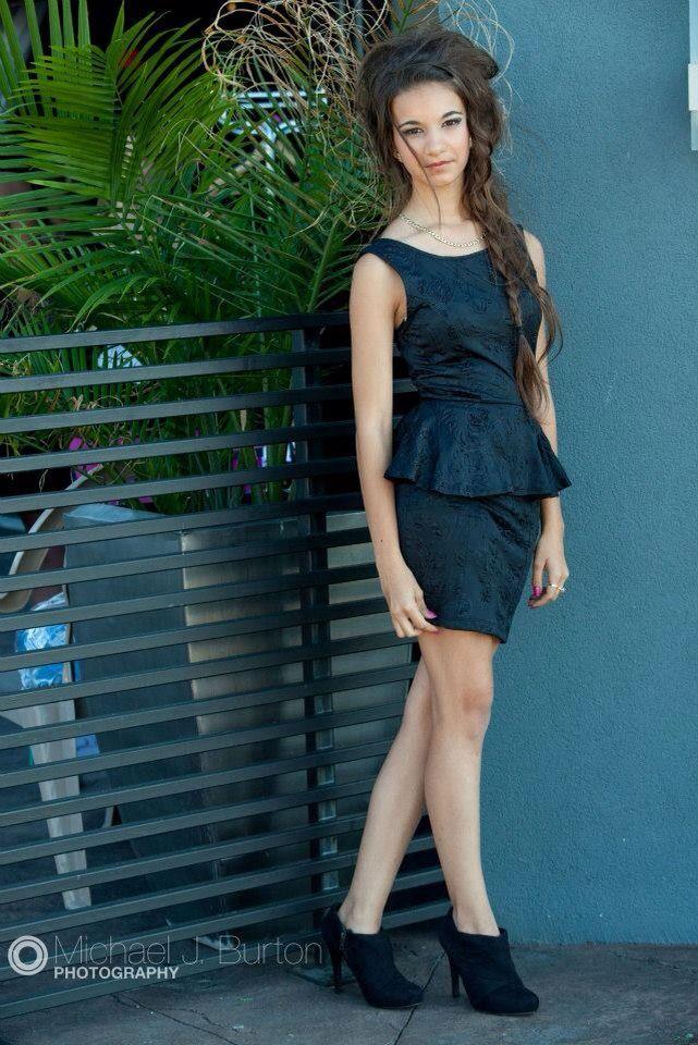 "SMTM Model ""Ramona.B"" @ the Culture Shock Fashion Show 2013"