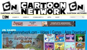 Cartoon Network - Videos | Online Games | Apps Download