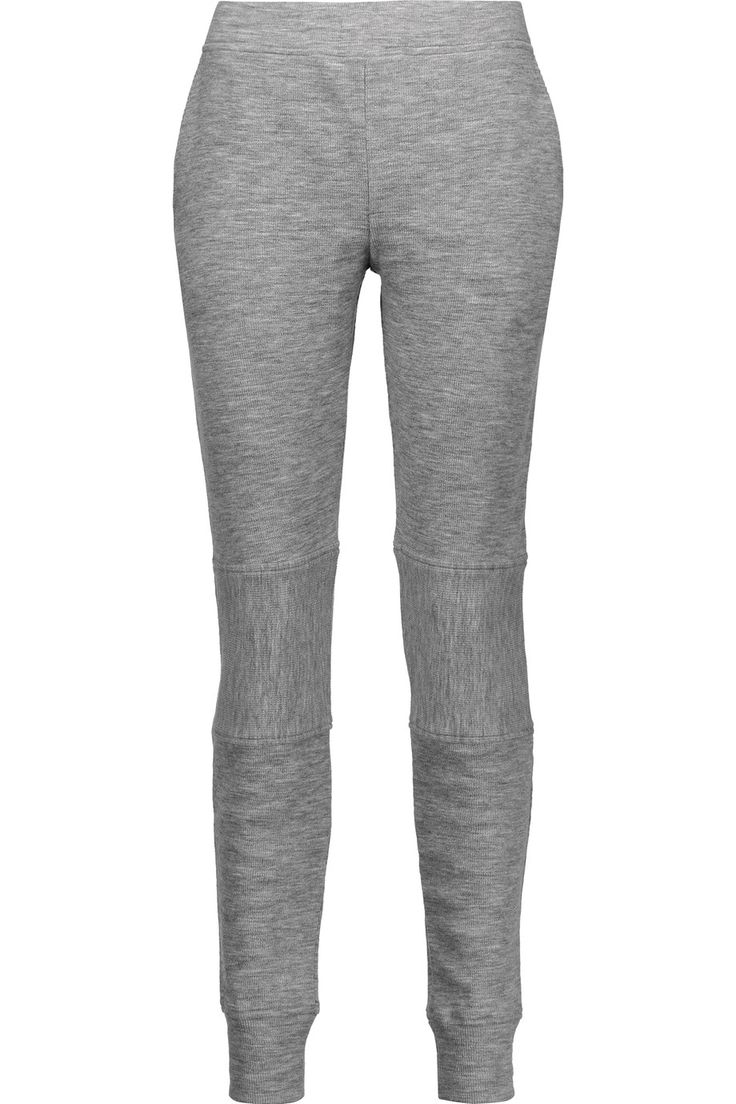 BELSTAFF Vic Ribbed Wool Leggings. #belstaff #cloth #leggings