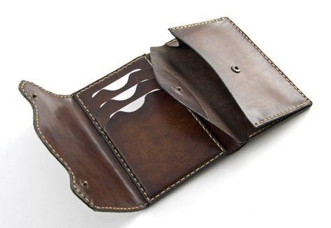 leather wallet-SR