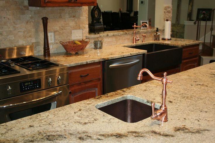 Sienna Beige Granite Countertop Design Ideas Granite