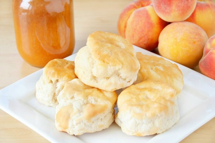 No Yeast Easy Homemade Buttery Tea Biscuits