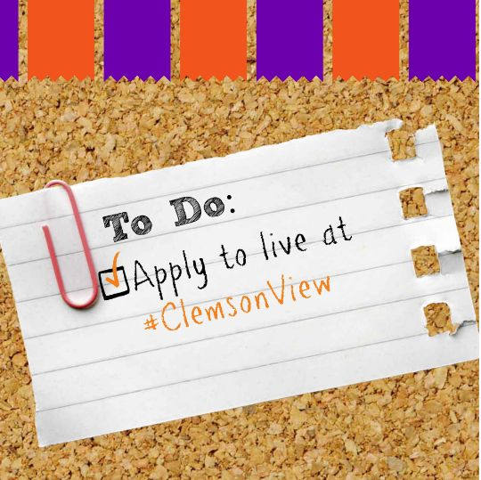 Looking for housing for Spring/Summer 2015? You're in luck! We are offering a Leasing Special of $350 off of your first month's rental installment!!! Current availability: 1 Female bedroom within a 3 bedroom single Co-Ed apartment 1 Female bedroom within a 4 bedroom single. #ClemsonView #Clemson #clemsonloud