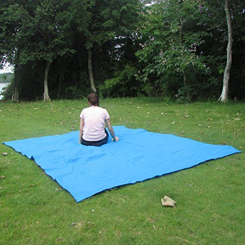 Outdoor Moistureproof mat meal matWaterproof thick matsBeach picnic mat pad -- Check out the image by visiting the link.(This is an Amazon affiliate link and I receive a commission for the sales)