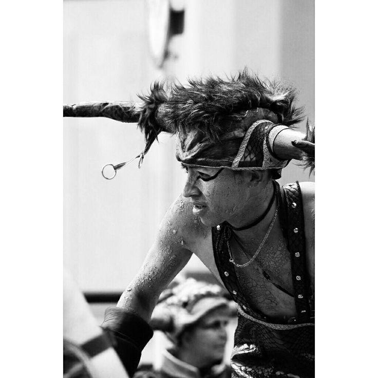 Taureau #Taureau #Tauro #Casco #Costume #GarcasPhotographer #BogotáCity #CarreraSéptima