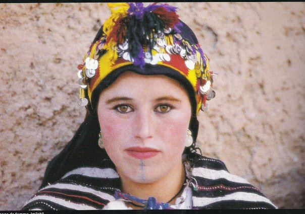 Aboriginal to the Northern Morocco