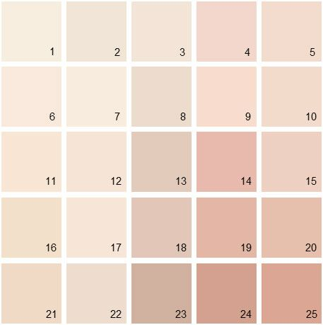 1000 ideas about benjamin moore pink on pinterest for Soft taupe paint color